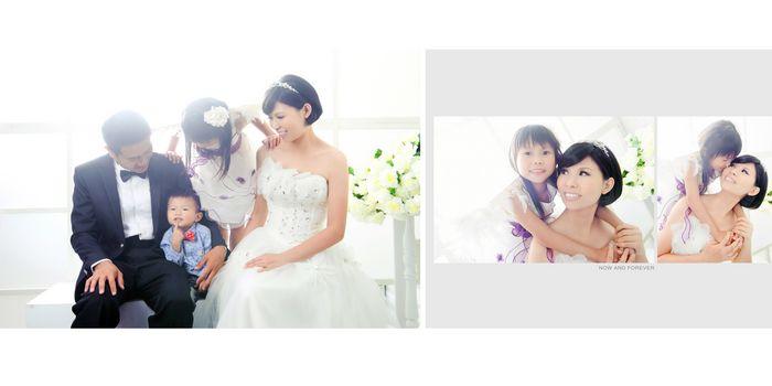 台中全家福攝影推薦-日出映像-台中手工婚紗推薦