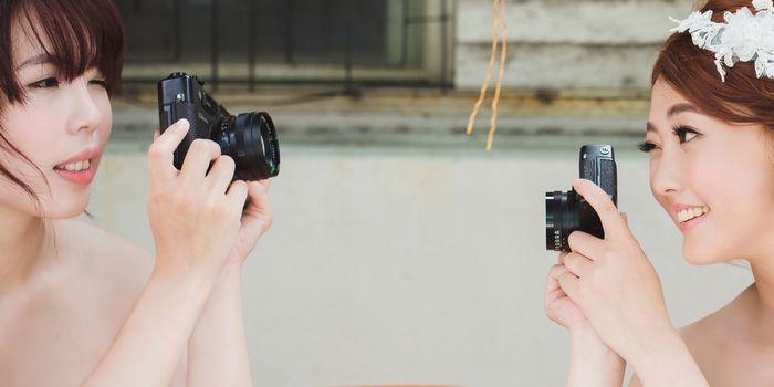 台中藝術照拍攝推薦-日出映像-台中手工婚紗推薦