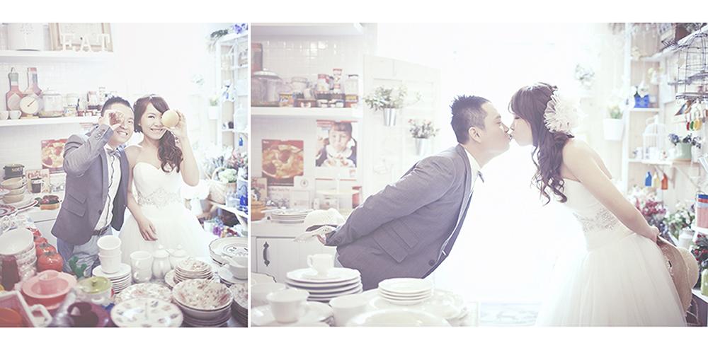 甜蜜婚紗風-日出映像-台中婚紗推薦