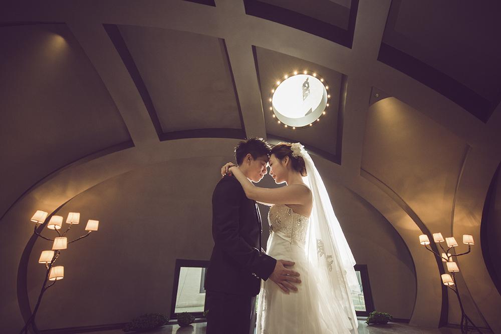 室內婚紗風-日出映像-台中婚紗推薦