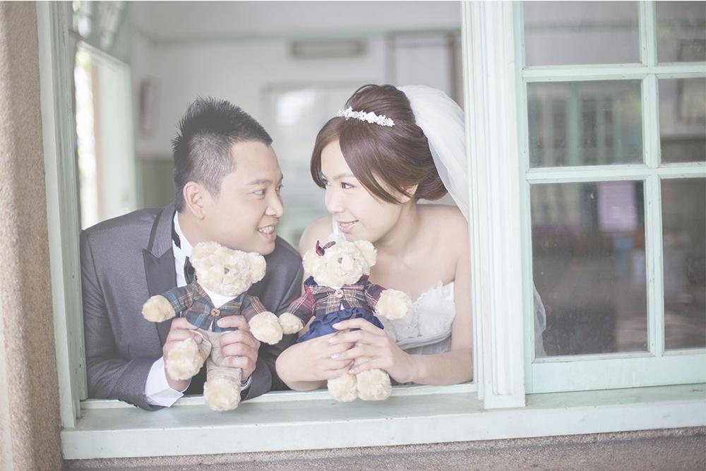 窗戶婚紗攝影-日出映像-台中婚紗推薦